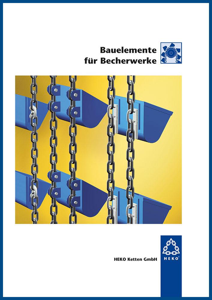 HEKO Bauelemente für Becherwerke, DE