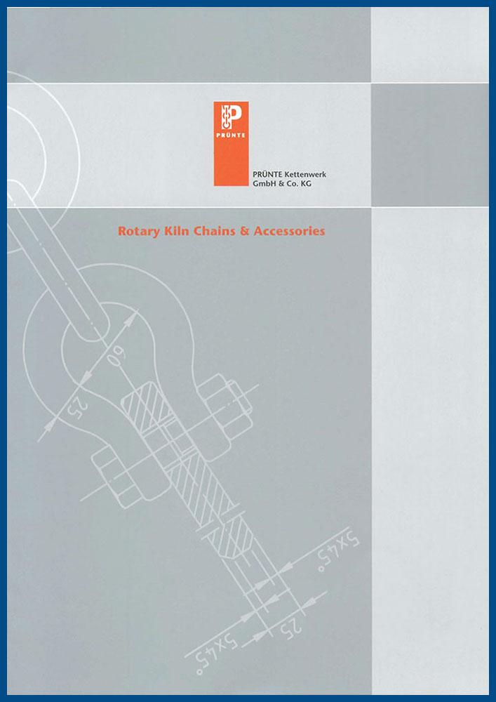 Prünte kiln chain catalogue, EN