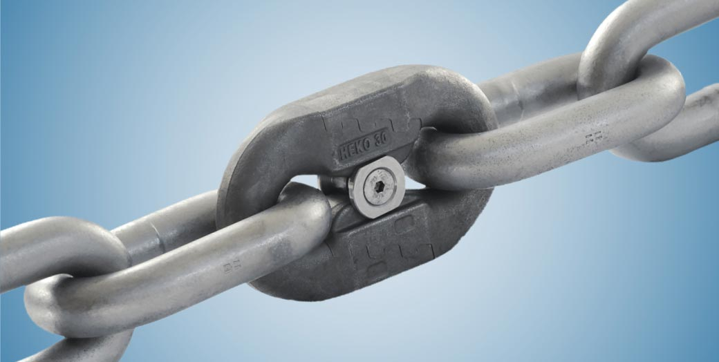 HEKO chain locks