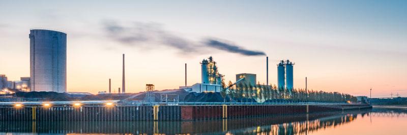 Schüttguttechnik für Industrie