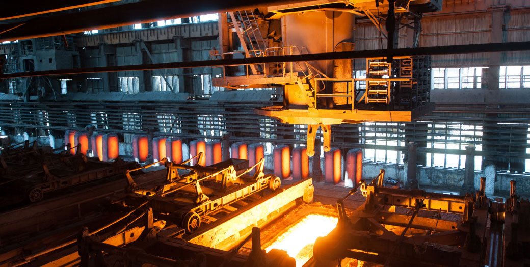 Iron and non-ferrous metal industry