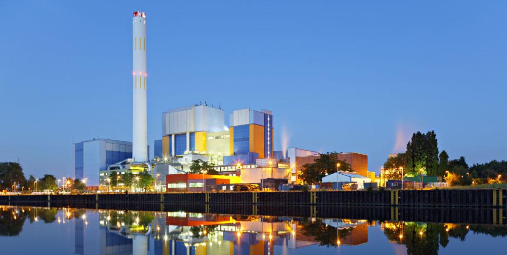 Waste incineration plants