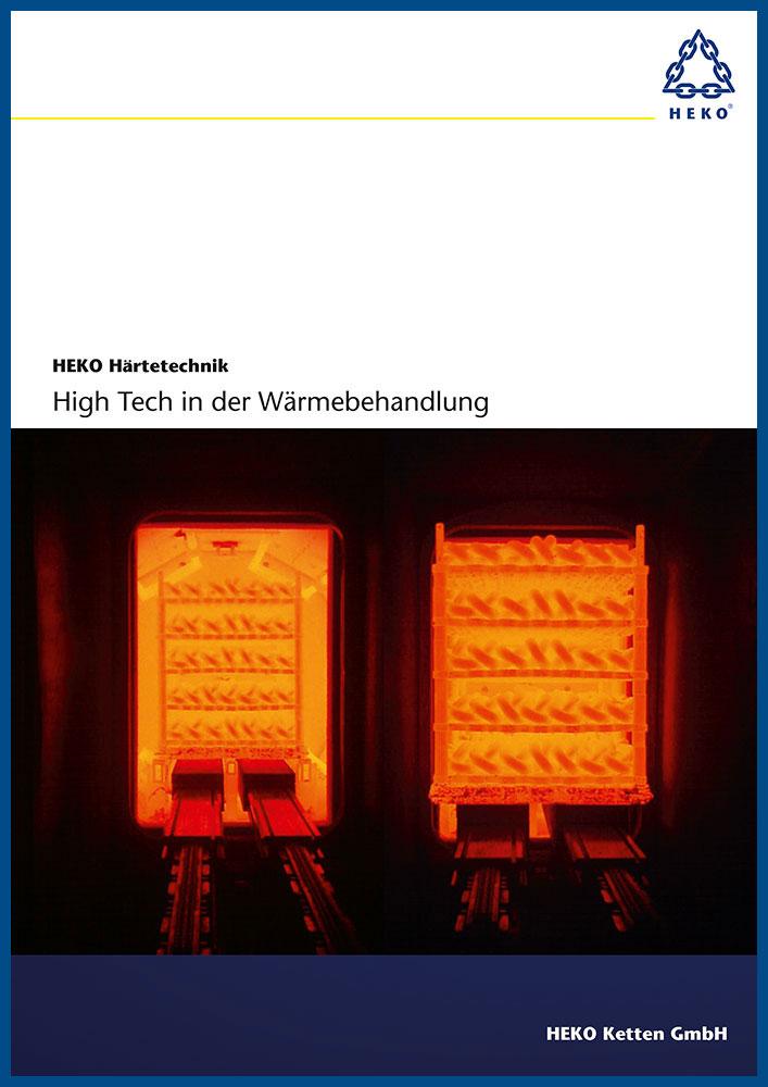 HEKO Härtetechnik – High Tech in der Wärmebehandlung, DE