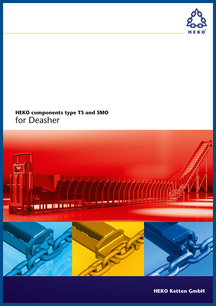 HEKO components type TS and SMO, for Deasher, EN