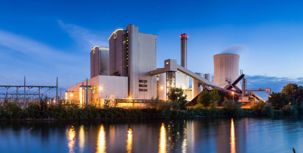 Kraftwerksindustrie