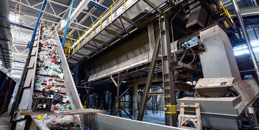 Recyclingindustrie
